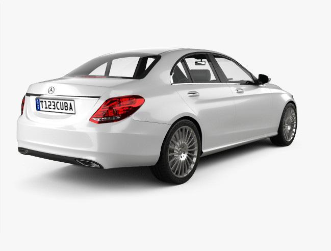 Alquiler de Autos Lujo  Automatico Mercedes Benz  C 200